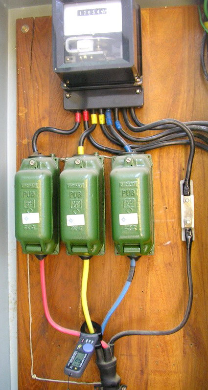 Electric Power Saver on