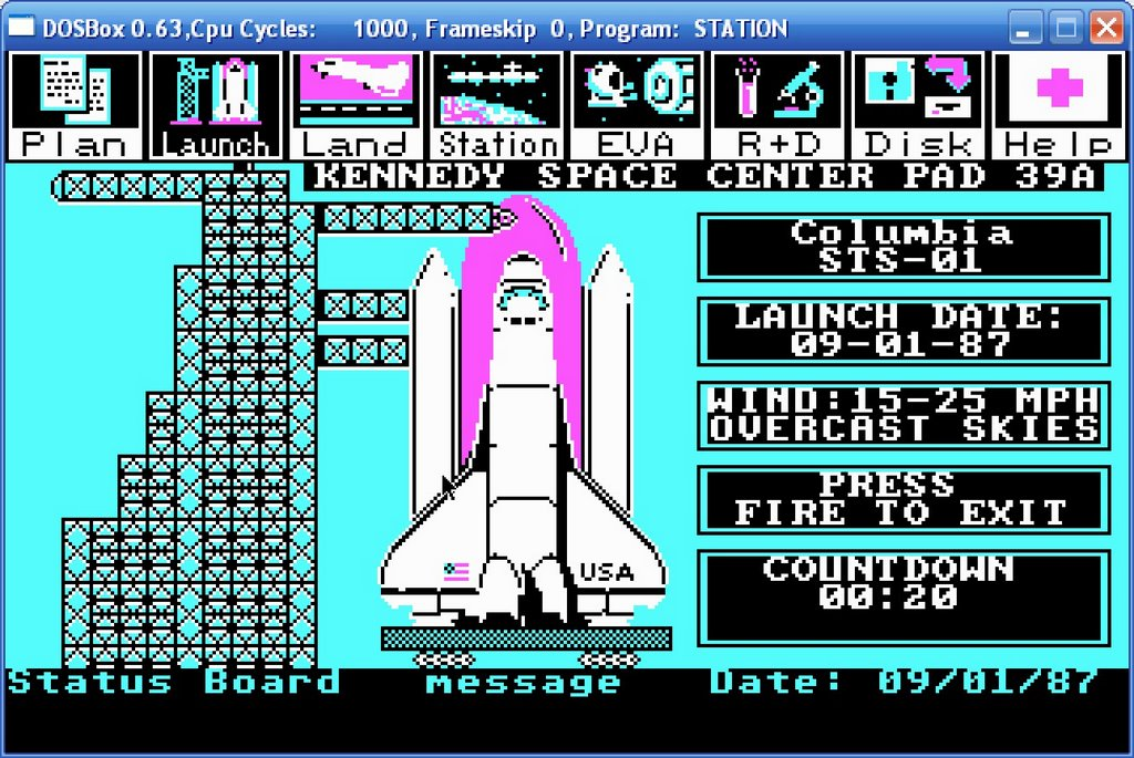 spacecraft computer game - photo #32