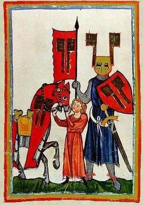 Studia humanitatis: Parzival, de Wolfram von Eschenbach