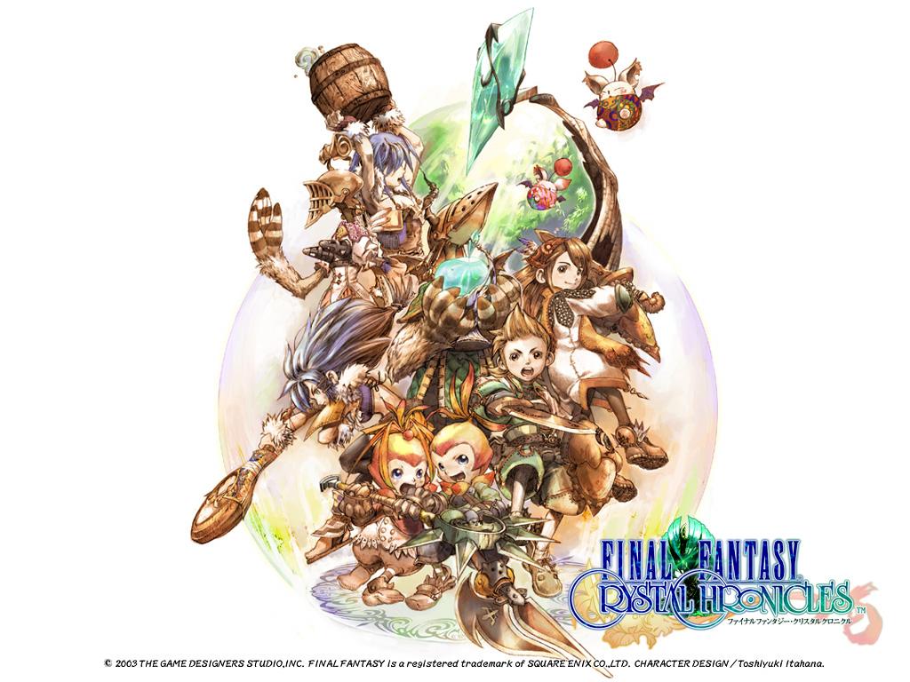 Nintengen Final Fantasy Crystal Chronicles Revolution In Stores