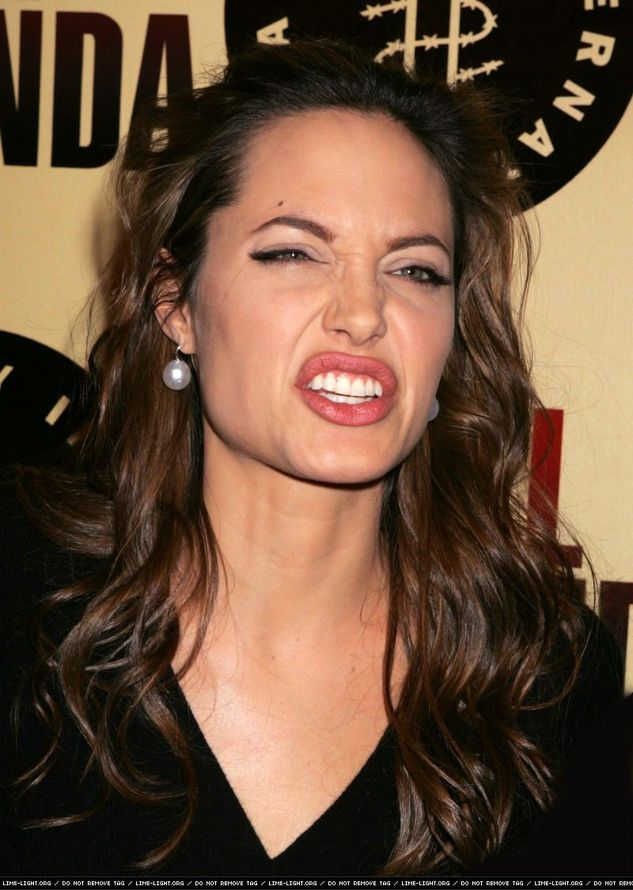 Angelina Jolie Dick 79