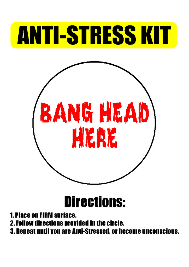 graphic relating to Printable Office Closed Signs titled Ridiculous Clips: Printable amusing symptoms