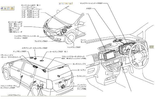 toyota highlander 2005 fuse box diagram pontiac grand prix