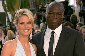 Heidi and Seal