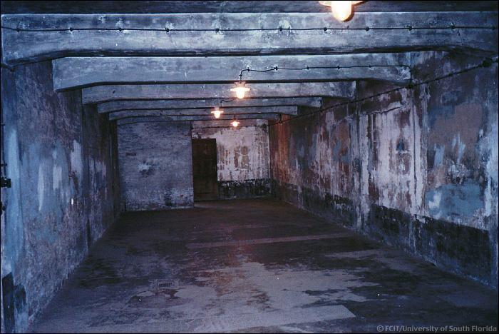 The Gas Chambers