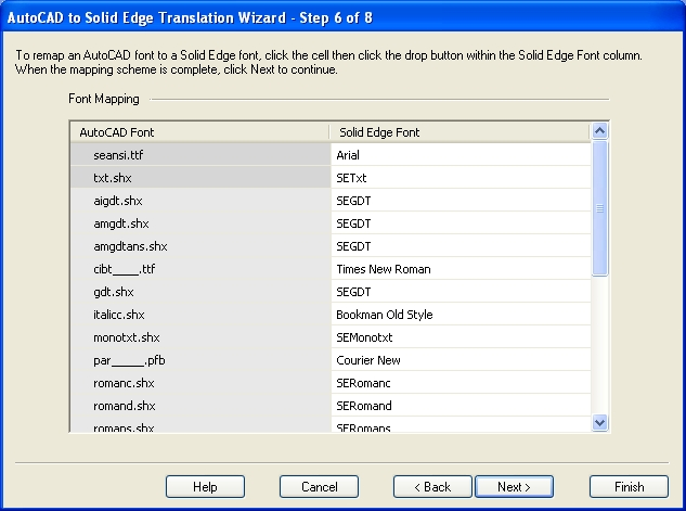 Ken Grundey's Blog: Opening AutoCAD Drawings in Solid Edge