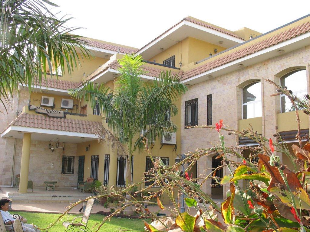 Rumah Banglo Kami Di Khartoum