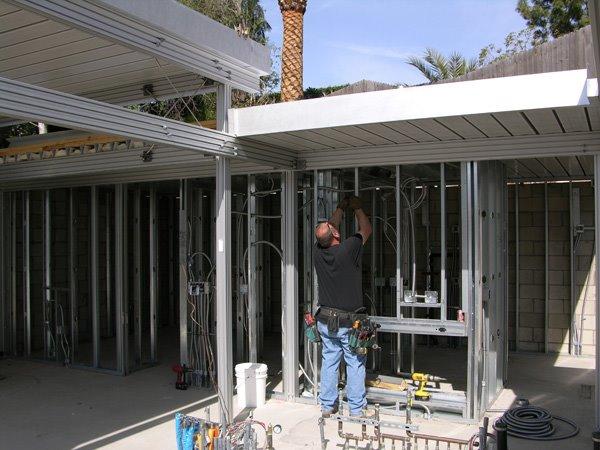 iT House construction blog: Week 23