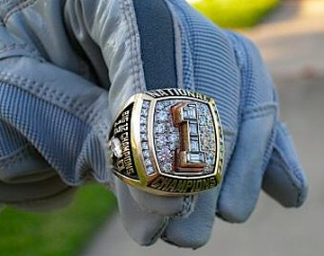 Arizona Fall League Championship Ring