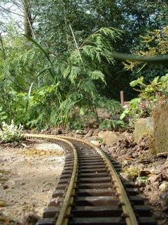Peckforton Light Railway May 2006
