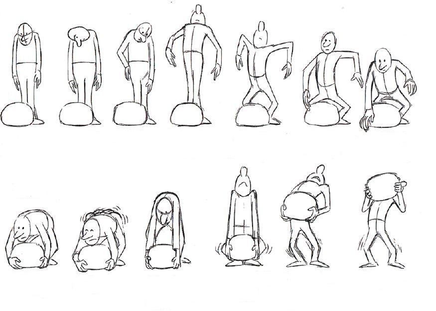Amrit's Character Animation Page: March 2006