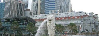 Cingapura: fugindo um pouco das passagens aéreas, pero no mucho