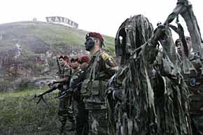 Las fuerzas especiales Kaibil son consideradas como de las mejores en el  mundo. El trabajo que efectúan en el Congo a0777996296