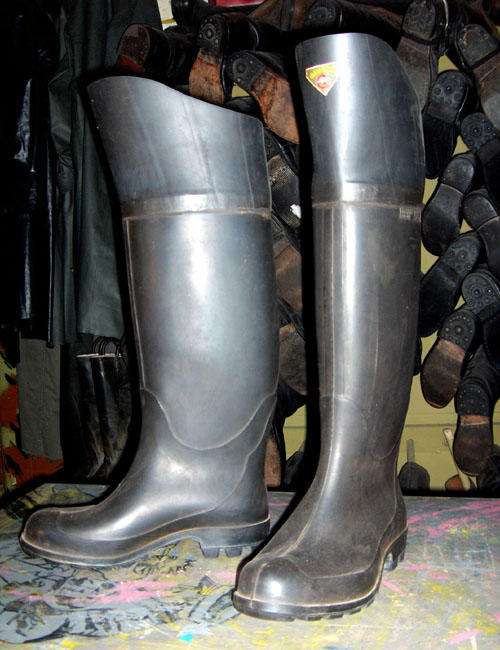 Rubber Boot Fetish 25