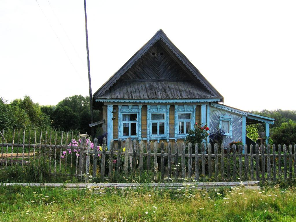 Language Of The Russian Village 99