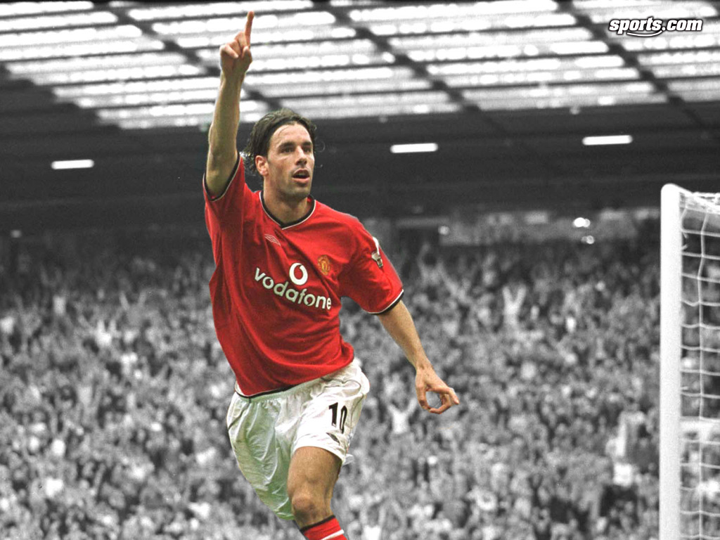 info for 430e8 8a122 Cheer Up Alan Shearer: Ruud van Nistelrooy for Manchester ...