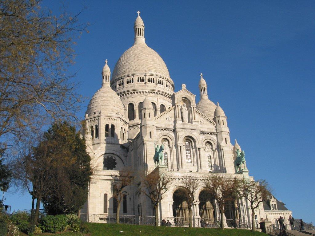 Postcards From Abroad: Paris, France, 16 Dec 2003: Butte ...