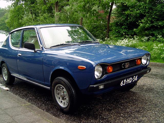 datsun 100a passed the yearly apk test