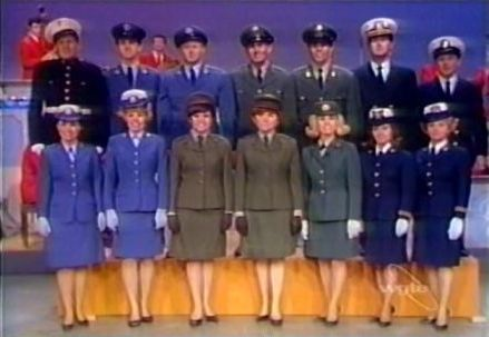 WELK MUSICAL FAMILY: Salute To The Armed Forces