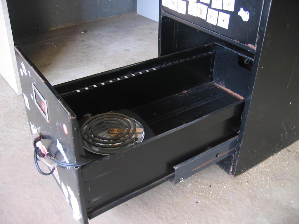 How To Build A File Cabinet Smoker | memsaheb.net