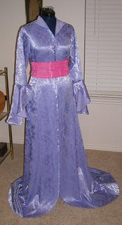 Dintarmawen Design Farewell Dress