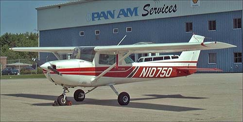 The Flea and Me: My first Airplane - The Cessna 150 (A K A