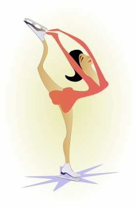Humbliceous Figure Skater