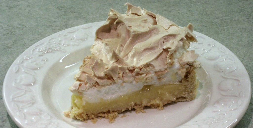Kitchen Delights Traditional Lemon Meringue Pie