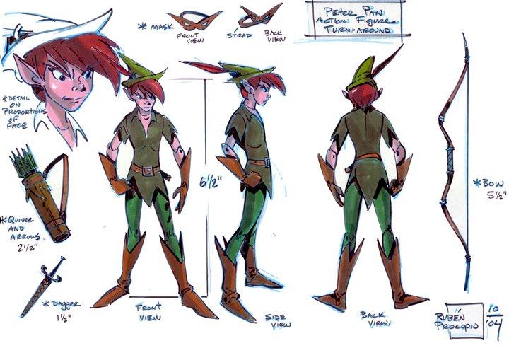 Masked Avenger Studios: DISNEY HEROES ACTION FIGURES