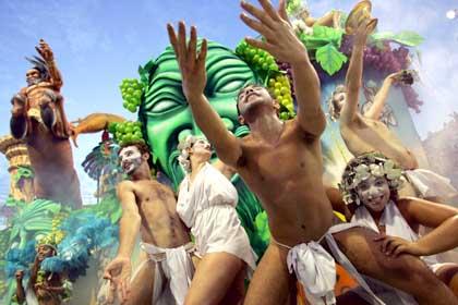 Der Karneval in Rio de Janeiro - brasilieninfo