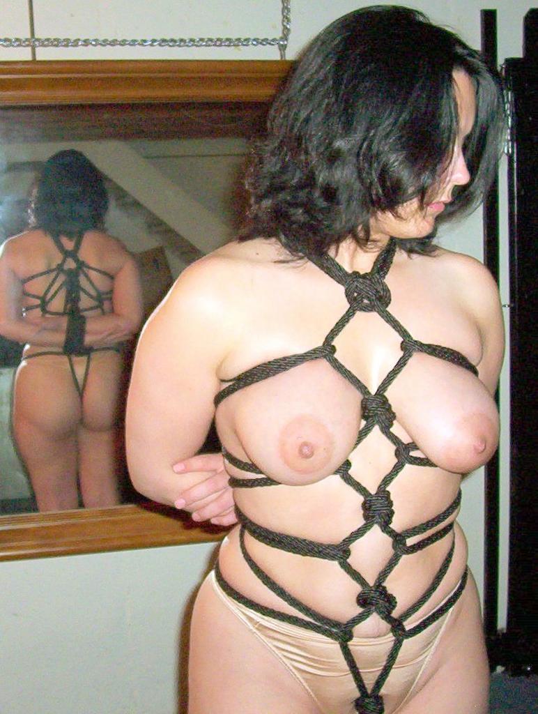 Simple Rope Bondage 35