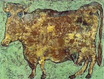 Resultado de imagem para vaca de nariz sutil quadro