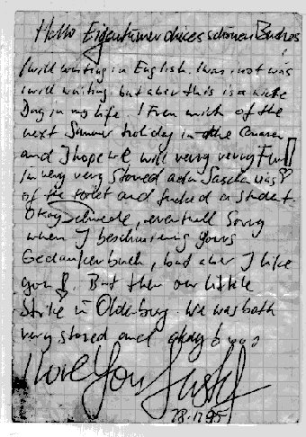 Letter From A Freedman To His Old Master.The Freedman Archives