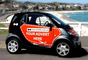 advertising lab advertising on rental cars. Black Bedroom Furniture Sets. Home Design Ideas