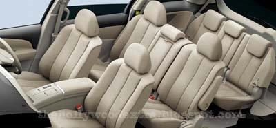 Burlappcar: Toyota Estima/Previa Hybrid