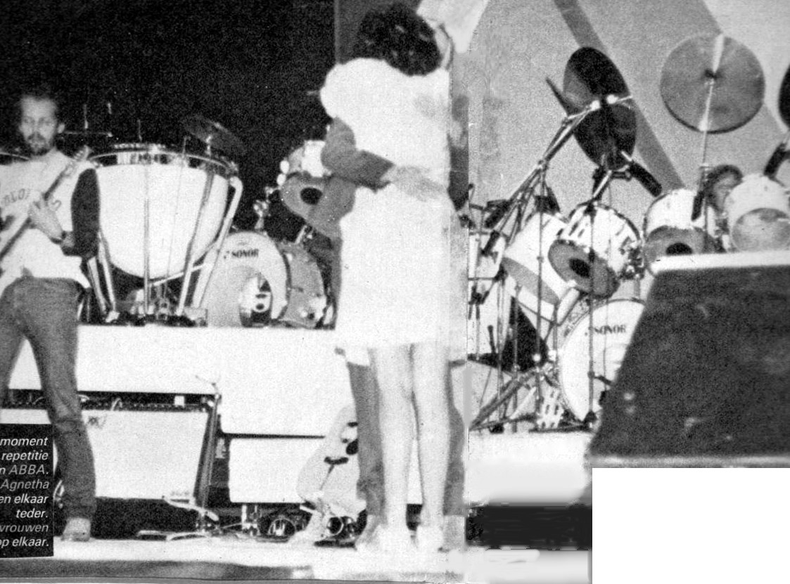 Frida lyngstad nude Nude Photos 79