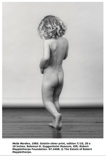 Robert mapplethorpe jesse mcbride