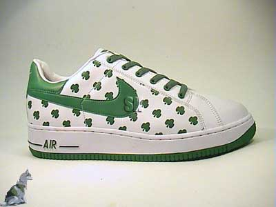 """best sneakers 764de 4aeac Sole Check: 25th Anniversary Nike Air Force 1 """"Boston"""""""