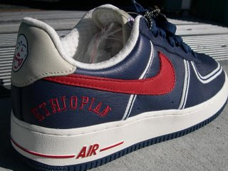 new product 53efd ce4c8 Nike Air Force 1 Quickstrike Negro League Ethiopian Clowns (314229-461)