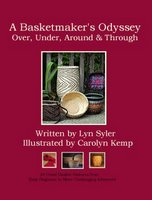 New Basketweaving Book by Syler and Kemp