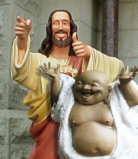 Jesus Und Buddha