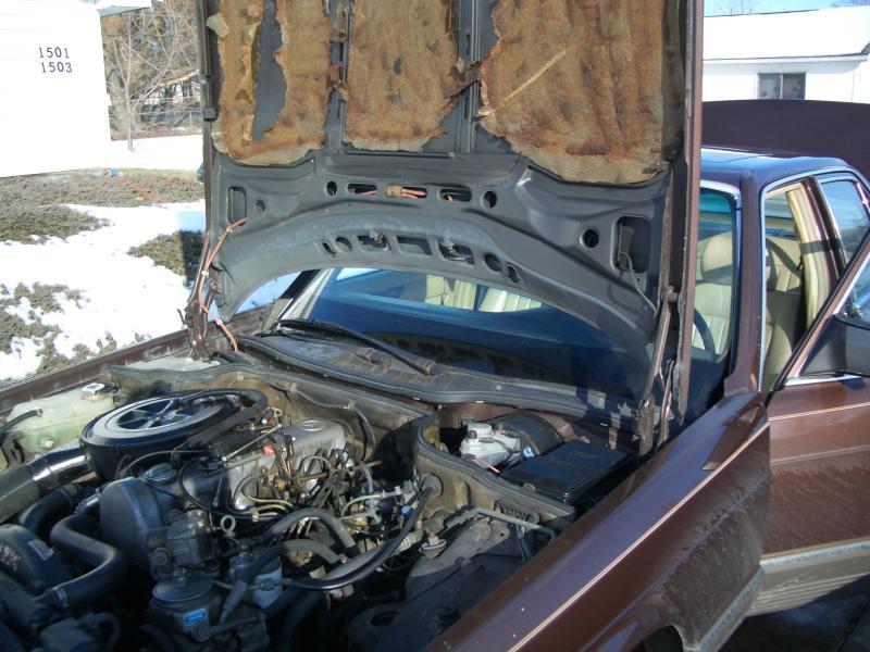 Mercedes Oil Change >> 300sd Mercedes Benz Heaven Oil Change On A Mercedes 300sd