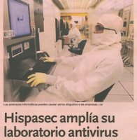 ¿Laboratorio Antivirus?