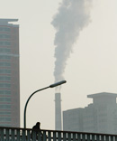Contaminación ambiental en Beijing, China. (Foto: Reuters)