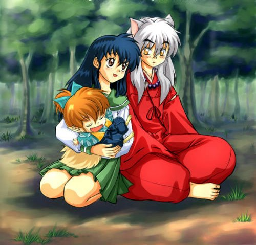 i love you Kagome/inuyasha Picture #127106256 | Blingee.com |Does Inuyasha Love Kagome