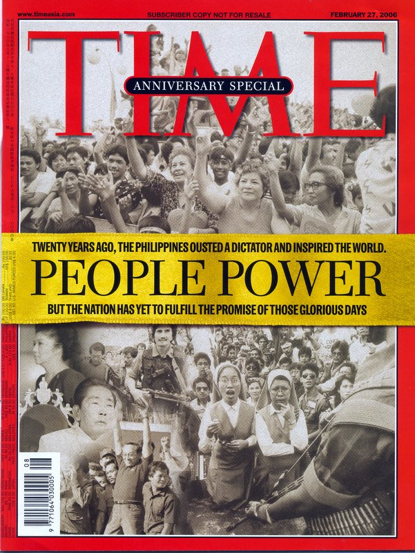 People Power in the Philippines