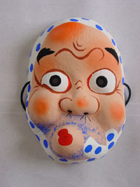 Buy Halloween masks from Japan