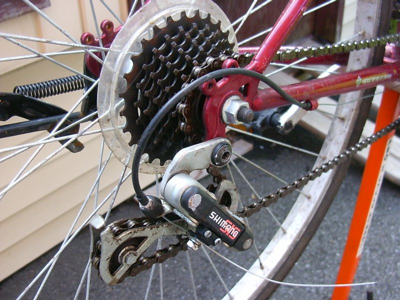 Image result for indexed derailleur