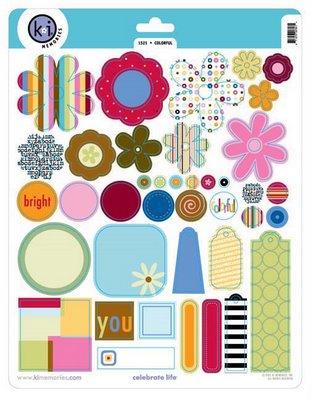 Print Pattern Scrapbook Tags