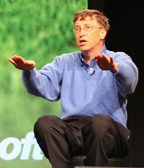 Yahoo, Google Like Bill Gates Idea